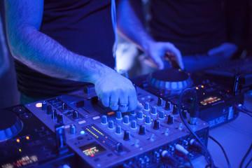 Dj Mixex CD at Party