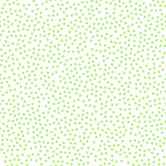 Seamless pattern of dots, circles. Vector illustration background