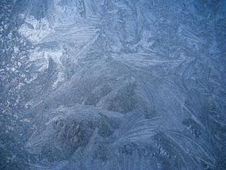 frost window background