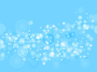 abstract background with glare texture light blue