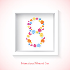 March 8. International Women's Day