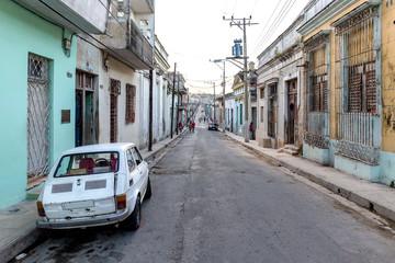 Oldtimer in Matanzas