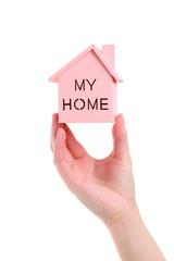 家 ハウス 模型