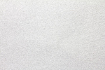 close up white watercolor paper texture background