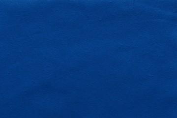 textured background of denim fabric dark blue color