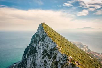 Rock in Gibraltar