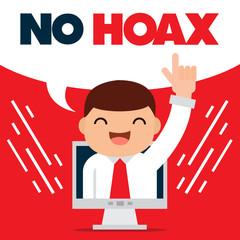 Download 66+ Gambar Poster No Hoax Keren Gratis