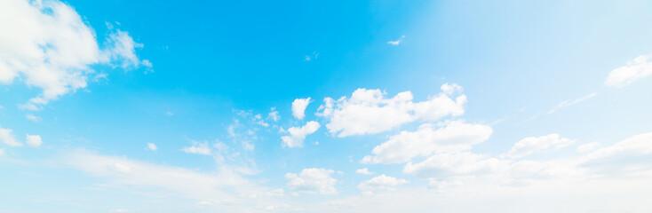 small cumulus clouds