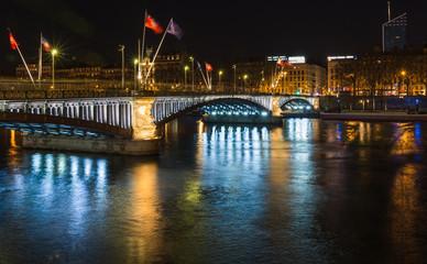 Bridge over the Rhone river 5