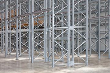 Warehouse Shelving System