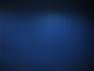 Texture of blue wall