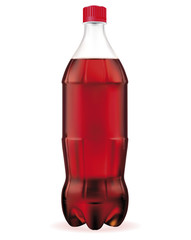 Large bottle of cola