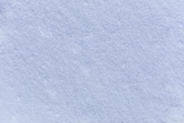 Texture fresh snow