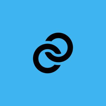 Link Icon.flat design
