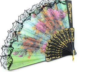 Chinese hand fan....