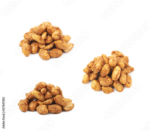 how to make sugar coated peanuts