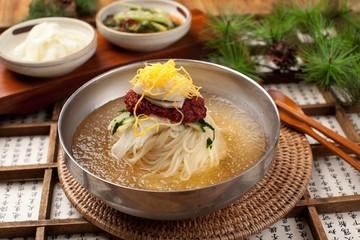 milmyeon. Wheat Noodles.