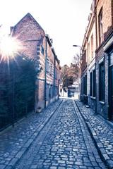 RUe du Vieux Lille en hiver