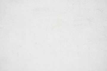 Abstract grungy empty background.Photo of blank white concrete wall texture. Grey washed cement surface.Horizontal.