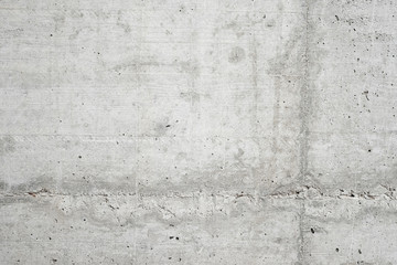 Abstract empty background.Photo of blank natural concrete wall texture. Grey washed cement surface.Horizontal.