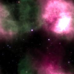 Nebulosity   of universe