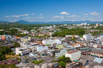 Trang Cityscape Thailand