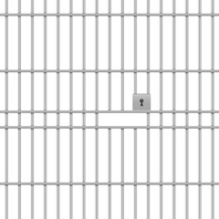 prison bars background