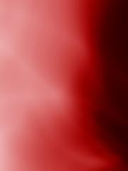 Red background velvet abstract flow design