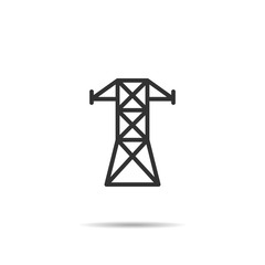 transmissions tower icon
