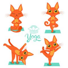 Yoga Cat Pose. Yoga Cat Vector. Meditation And Tranquility. Yoga Cat Meme. Yoga Cat Images. Yoga Cat Position. Yoga Cat Figurine. Cat As Toy. Yoga Cat Statue. Yoga Cat Balance.