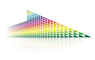 エフェクト 矢印 スペクトル