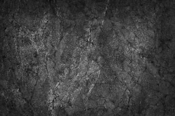 Dark grey black stone texture.