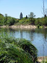 The Banks of the River Lot, Lot-et-Garonne, FRANCE
