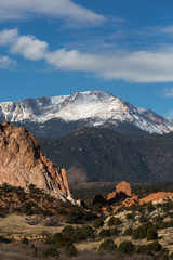 Colorado redrock
