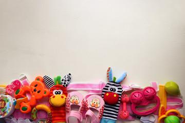 Accessories for children. Baby equipment