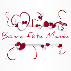 Photos illustrations et vid os de bonne f te maman - Date fete des grands meres 2017 ...