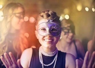 Glamorous carnival