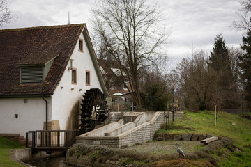 Watermill in Umkirch