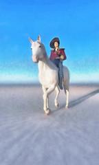 백마 탄 왕자