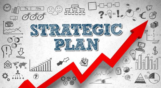 Strategic Plan / Wall Symbols / Arrow