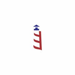 Lighthouse Logo Icon