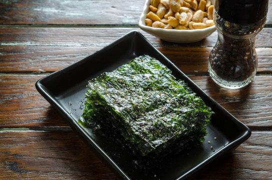 Roasted Seaweed Snack,Korean seaweed