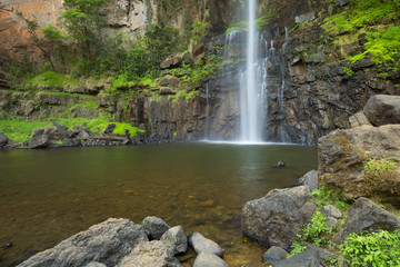 The Lone Creek Falls in South Africa