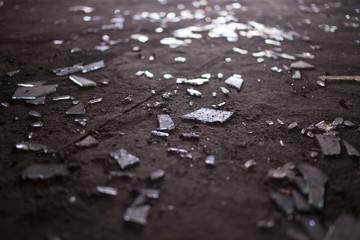 Broken Pieces of Glass