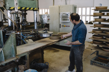 pottery factory