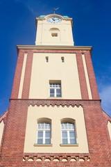Rathaus Wittstock