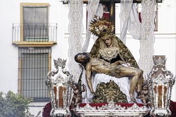 Hermandad de los Servitas, semana santa en Sevilla