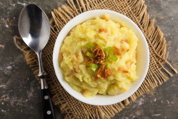 Kartoffelpüree - mashed potatoes