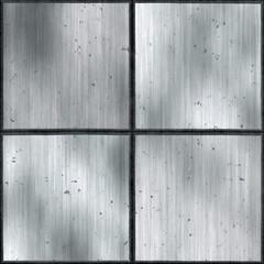 Seamless  metal plates pattern