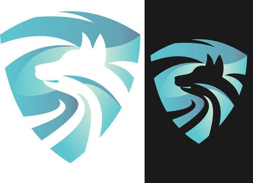 logo blue fox protection